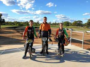 Long-awaited BMX track set to open