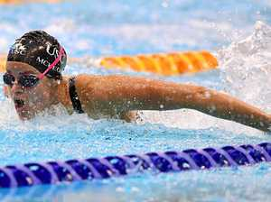 Teenager claims national medley title