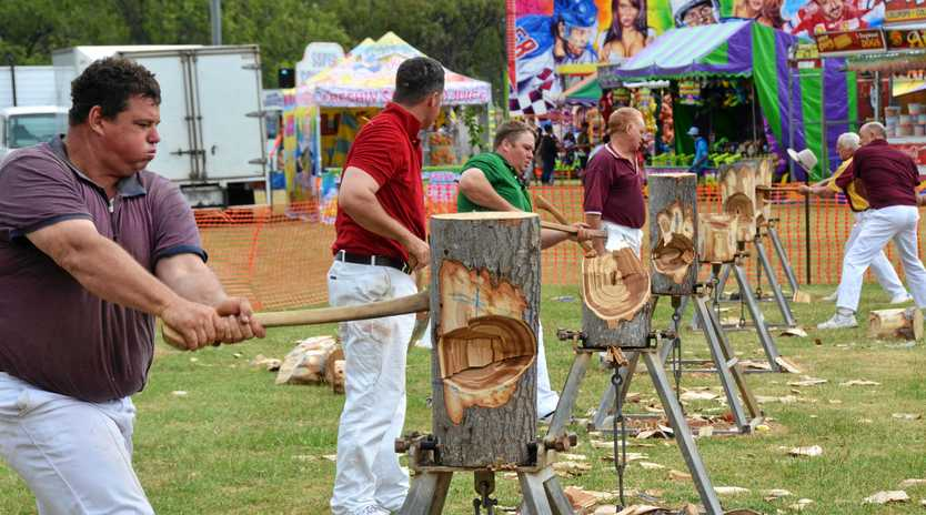 SHOW TIME: The Gayndah Show is on this weekend.