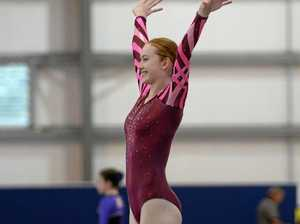 CQ gymnasts to head to state championships this week