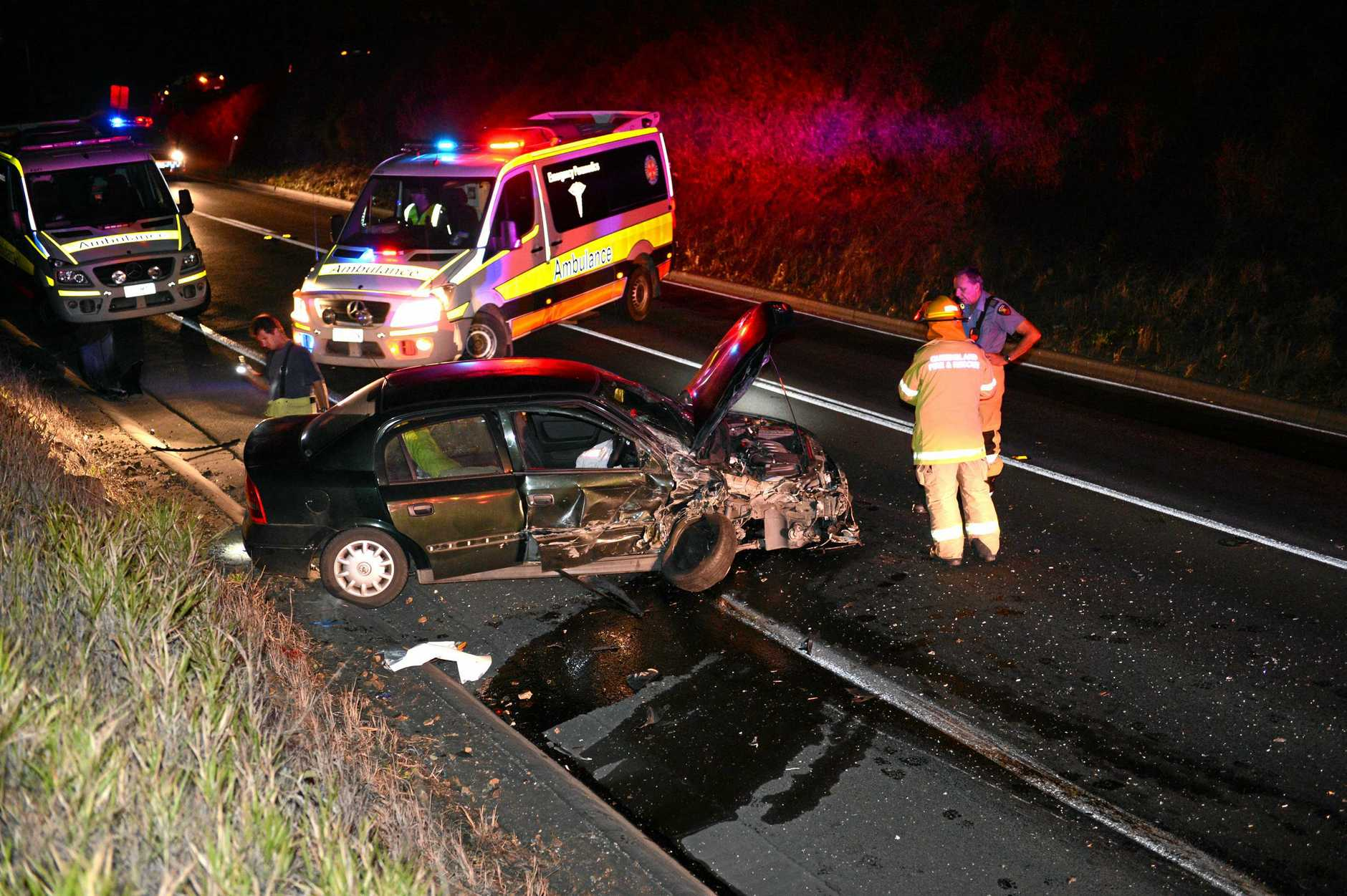 SAD CLAIM: The Gympie region recorded the highest rate of fatal crashes per capita of the Wide Bay Burnett council areas, transport data has revealed.