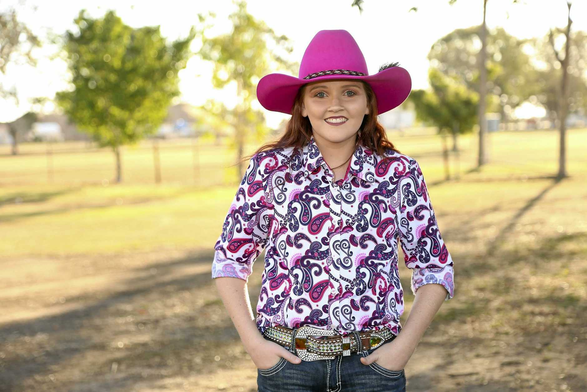 FIGHTING FIERCE: Keely Johnson in bringing her Fierce and Bush Kid tour to the Reef Gateway Hotel.
