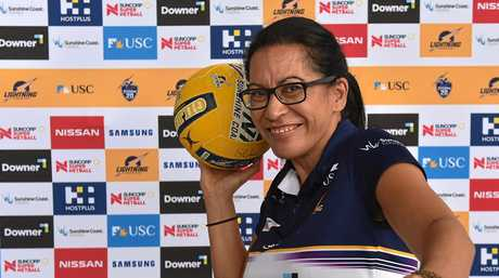 NETBALL: Sunshine Coast Lighting coach Noeline Taurua has rsigned until the end of 2019.