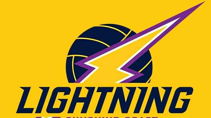 LOGO: Sunshine Coast Lightning's logo.