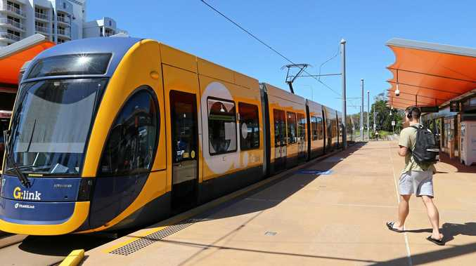MOVING FORWARD: Sunshine Coast Council suggests a light rail network could reduce high traffic congestion.