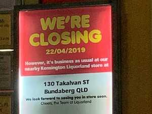 One of region's most popular bottle shops is closing