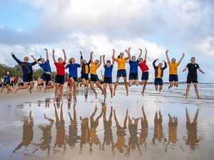 Good Shepherd Year 9 students go forward into adolescence