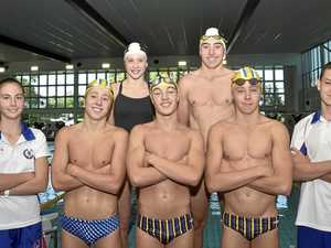 Toowoomba swimmers in top form at state titles
