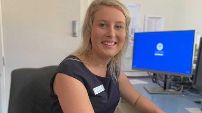 ASPIRING TO EDUCATE: Cheneya Vetter is a Rural Ambassador entrant for the Charleville Show.