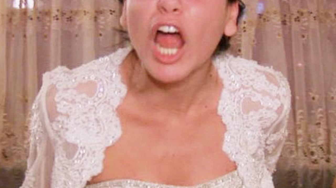 A bride has made a shocking demand to her bridesmaid.