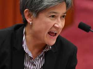 'It is Wong, isn't it?': Senator's gaffe
