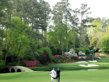 It's hard not to love Augusta.