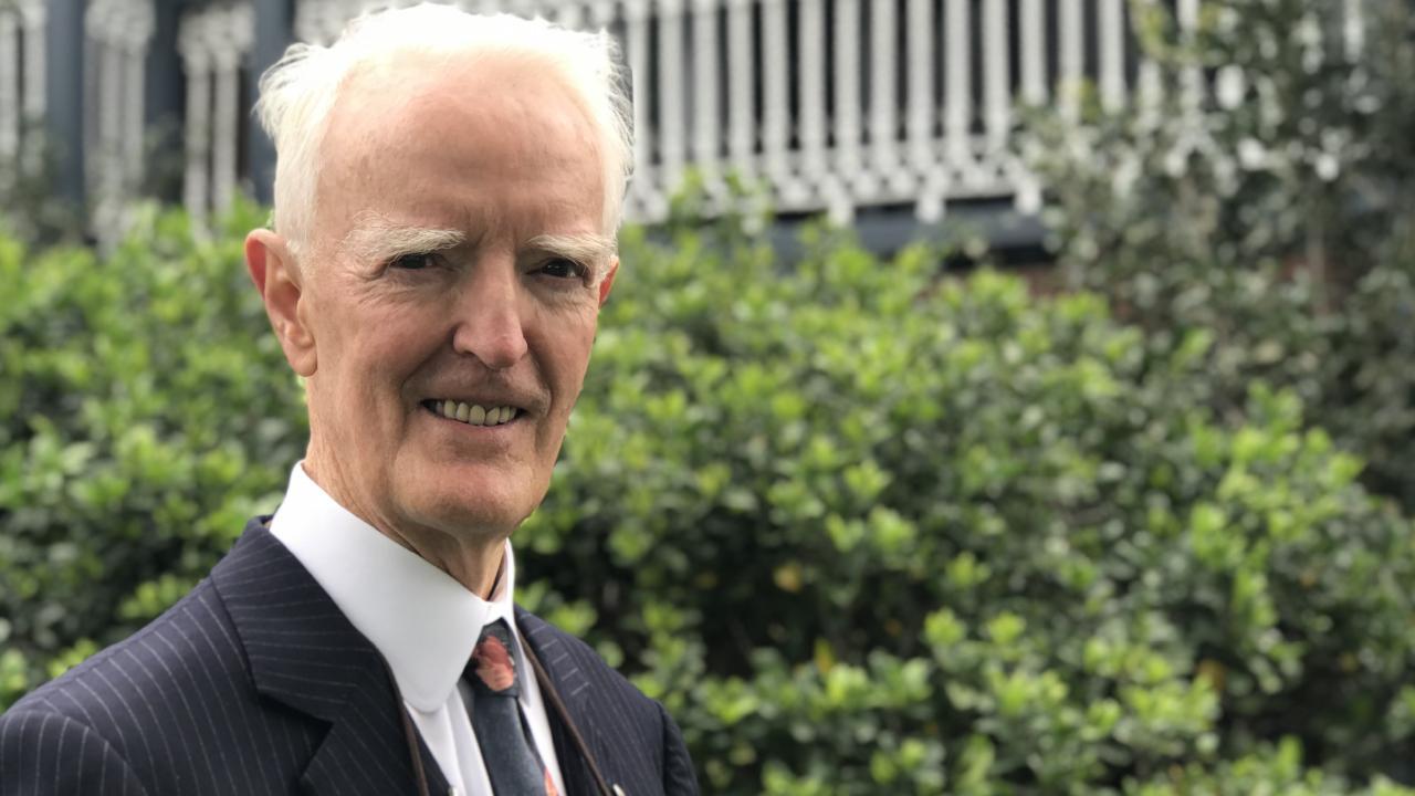 Gold Coast neurologist Professor John Corbett