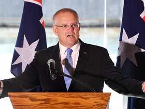 PM thanks those fighting bushfires