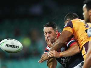 Cronk's surprise take on TPJ's 'dog shot'