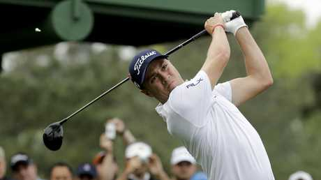 Justin Thomas would be an intriguing target for organisers. Picture: AP
