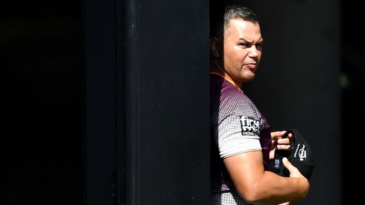Can Seibold drag Brisbane back into contention? Image: AAP Image/Darren England