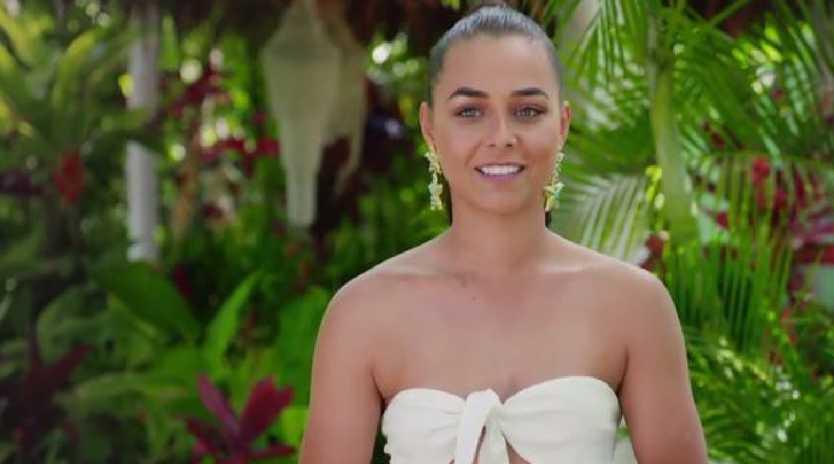 Brooke said she felt relieved to no longer be keeping Nick's secret.