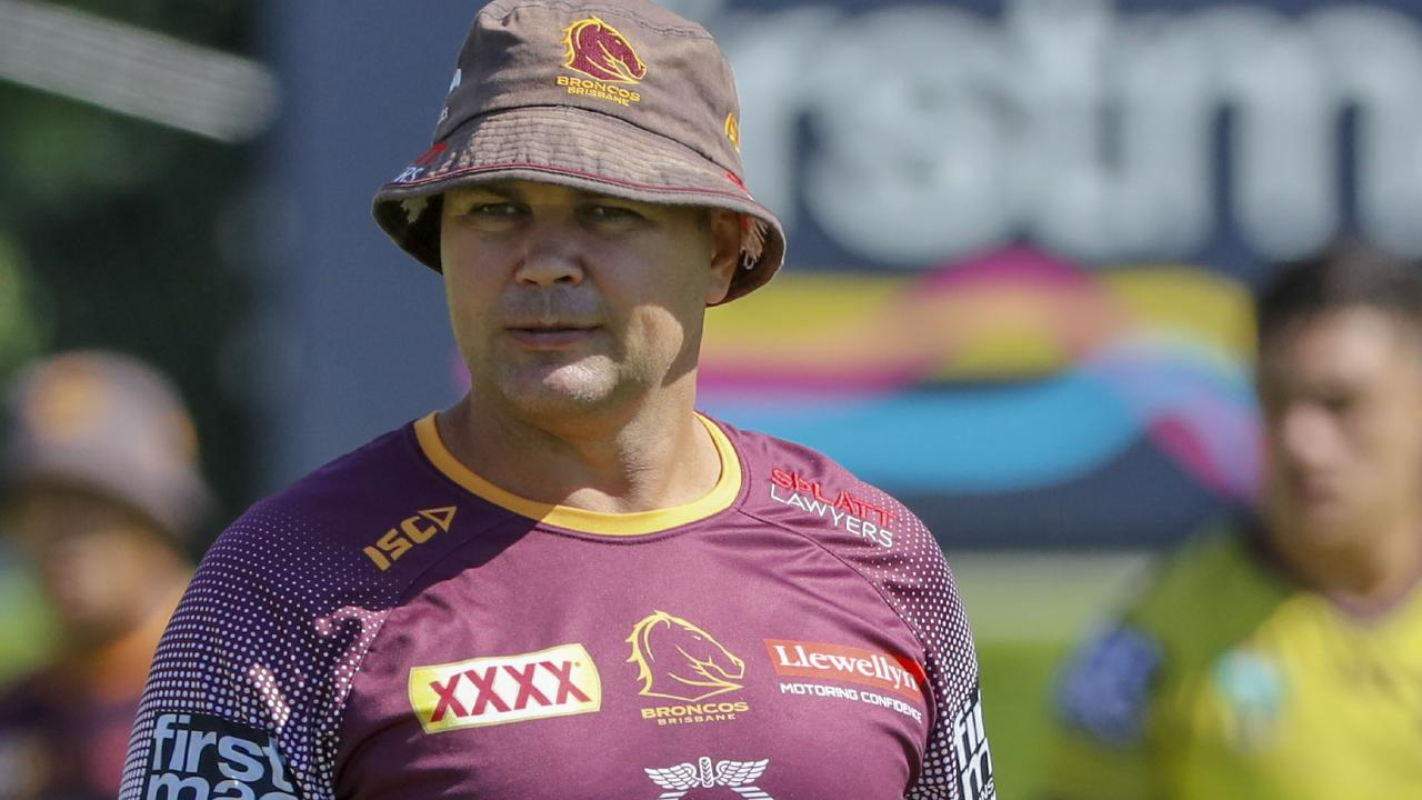 Seibold is under huge pressure already. Image: AAP Image/Glenn Hunt