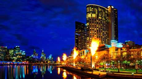 Mr Packer's company owns 46.1 per cent of Crown Casino.