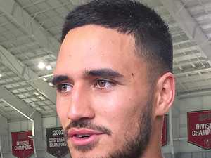 Valentine Holmes joins New York Jets