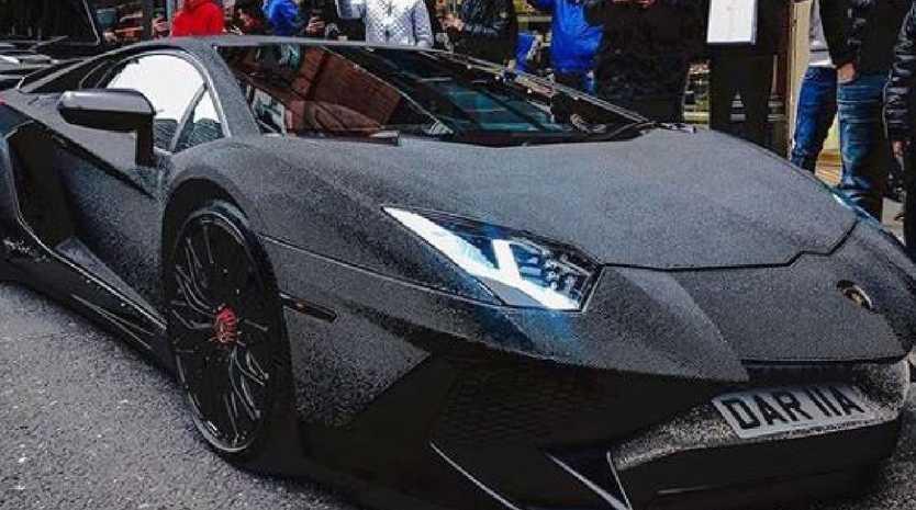 Instagram Model Ruins Lamborghini With Decoration Central Telegraph