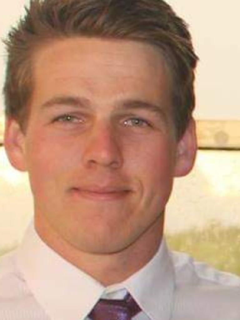 Convicted rapist Luke Merryfull, 24, from Highton.
