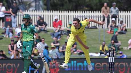 Josh Hazlewood is in a race against time after missing both ODI series on the subcontinent.