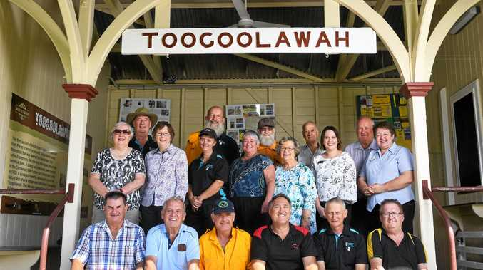 UNITY: Toogoolawah is driven by the selfless work undertaken by volunteers. The rural town has the highest percentage of people who volunteer their time in the greater Ipswich region.