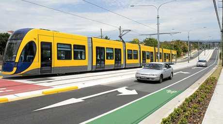 The Daily obtained Sunshine Coast Council plans for a light rail public transport system on the Sunshine Coast.