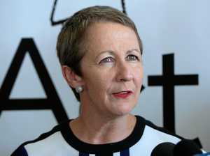Roundtable brings Minister for Domestic Violence to CQ