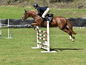 Emerging riders saddle up