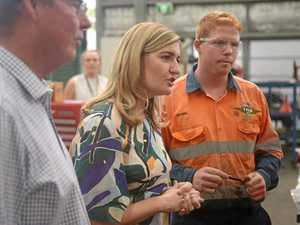 Training minister spruiks free TAFE places in CQ