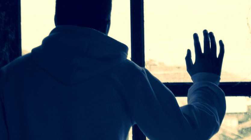 FILE: An elderly man was caught watching a teenage girl through her bathroom window in October.