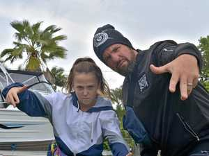 Gympie hip hop duo perform their parody song 'Boomerang Gang'