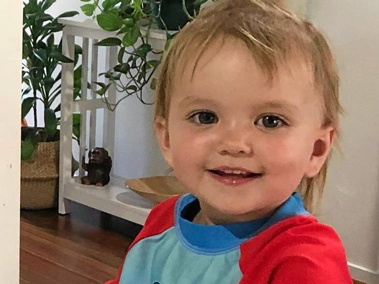 AMBER ALERT: NSW Police released this image of 22-month-old  Aria Jane Killiby who police want to locate.