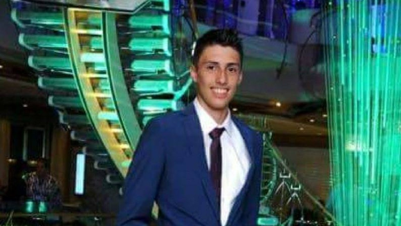 Christopher Cassaniti died after scaffolding fell on him on a building site in Macquarie Park.