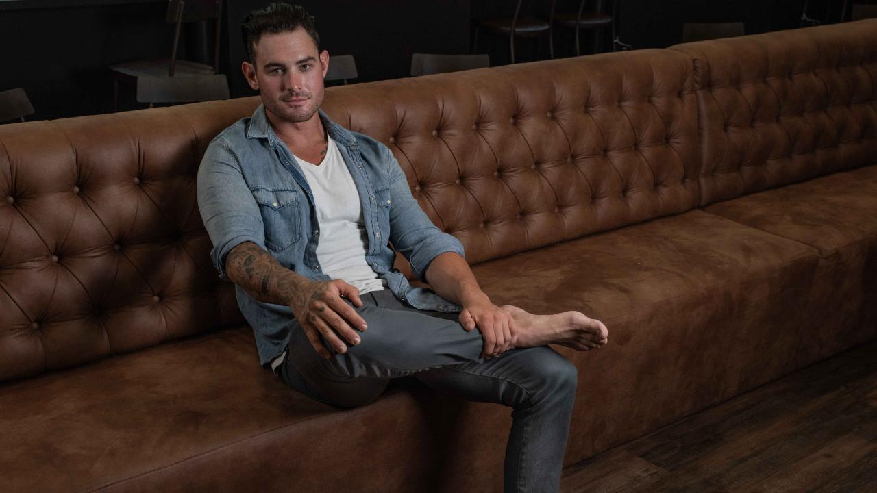 Married At First Sight contestant Sam Ball was one of the most controversial characters of the sixth season of the dating show. Picture: Flavio Brancaleone