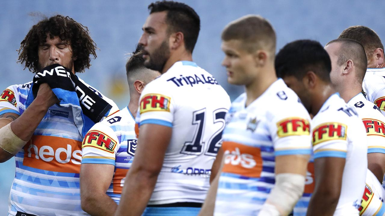 Most people expected the Titans to start this badly. Image: Ryan Pierse/Getty Images