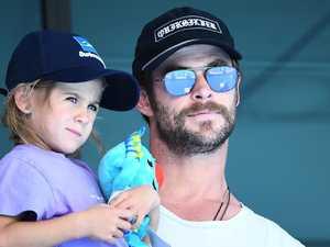 Hemsworth's 'irresponsible' parenting hack