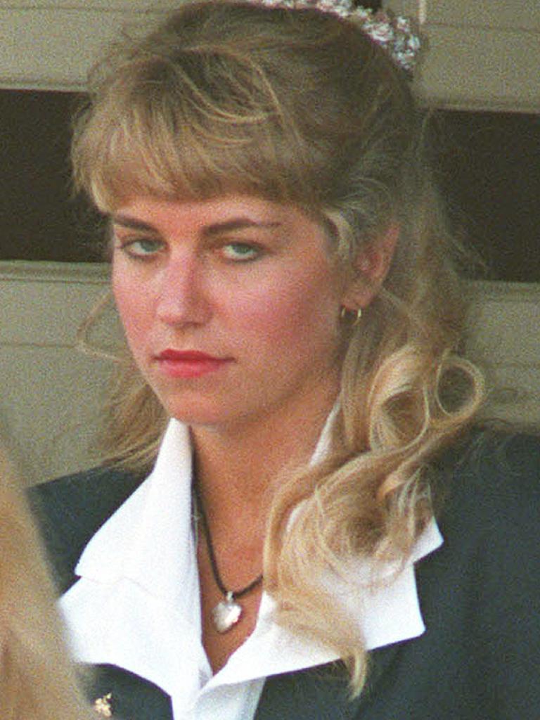 Karla Homolka pictured in 1993.