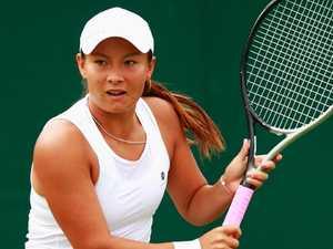Astonishing tennis miracle is unheard of