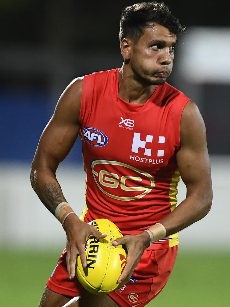 Callum Ah Chee is another uncontracted Sun. Picture: Getty Images