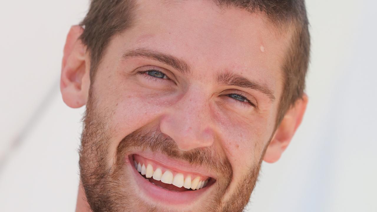 Former law student turned ABC radio producer Josh Begbie