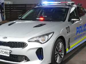 Northern Territory police mocked over new number plates