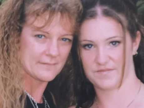 Karen and her jihadist daughter Tara Nettleton, who died in Syria. Picture: ABC 7.30