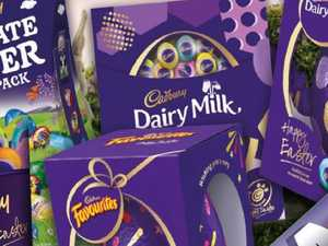 Cadbury's 'war on Easter' response