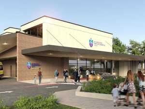 Hospital plans new emergency, radiology departments