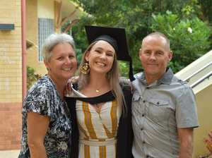 Healthcare runs in the family for Hervey Bay graduate