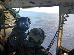 Miscommunication sparks air search for 'missing' fishermen